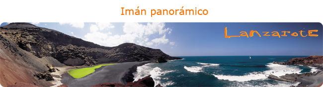 Imanes Souvenirs Panorámico
