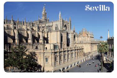 Imanes Souvenirs Sevilla