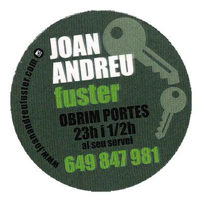Juan Andrreu Fuster